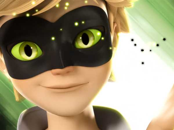 """Miraculous: Tales of Ladybug and Cat Noir: """"Animan """""""