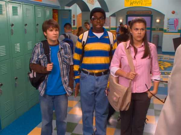 "Ned's Declassified School Survival Guide: ""Reading/Principals"""