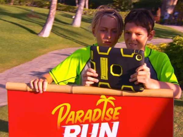 """Paradise Run: """"Crazy Lei, Crazy Time"""""""