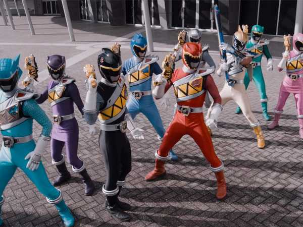 "Power Rangers Dino Super Charge: ""Trick or Trial"""