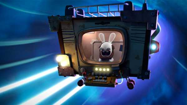 "Rabbids Invasion: ""Odd Rabbid Out/Rabbid on Repeat/Rabbid Real-Estate Rampage"""