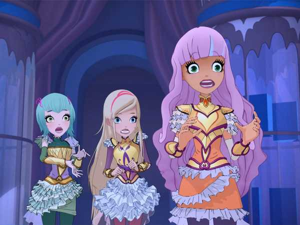"Regal Academy: ""Mystery at Cinderella Castle"""