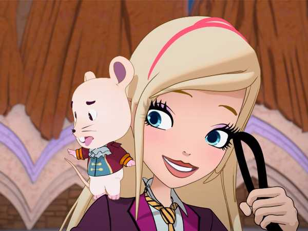 "Regal Academy: ""The Revenge"""