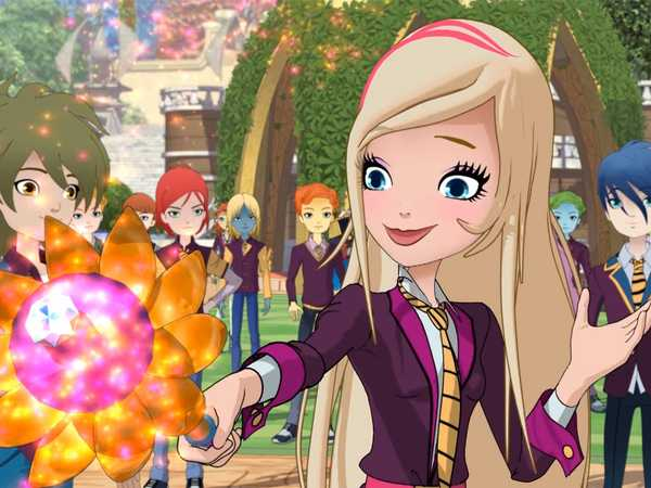 "Regal Academy: ""Rose and the Dragon King"""
