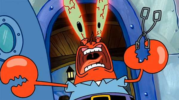 "SpongeBob SquarePants: ""Krab Borg!/Rock A Bi-Valve"""