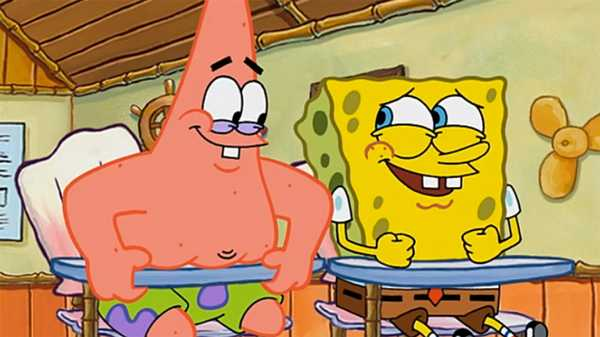 "SpongeBob SquarePants: ""New Student Starfish/Clams"""