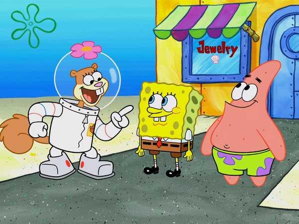 "SpongeBob SquarePants: ""Whirlybrains"""