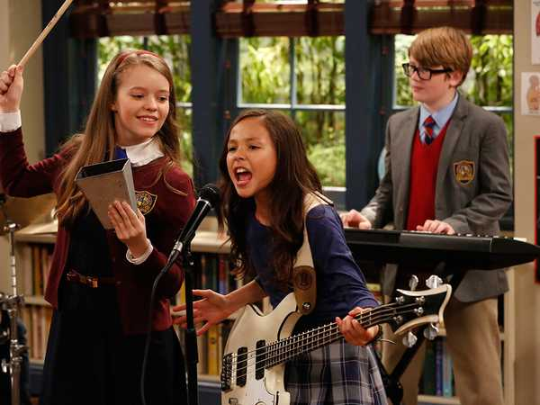 "School of Rock: ""Cover Me"""