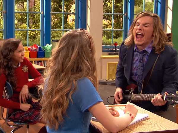 "School of Rock: ""Takin' Care of Business"""