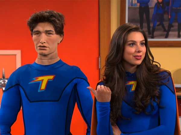 "The Thundermans: ""Smells Like Team Spirit"""