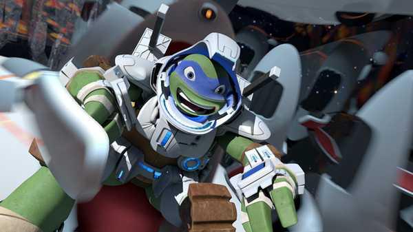 """Teenage Mutant Ninja Turtles: """"Earth's Last Stand"""""""