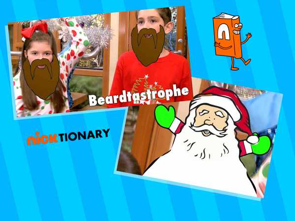 "Thundermans: Nicktionary: ""Beardtastrophe"""