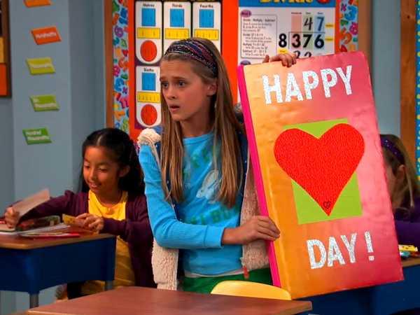 """Nicky, Ricky, Dicky & Dawn: Valentime's Day: """"Card Contest"""""""