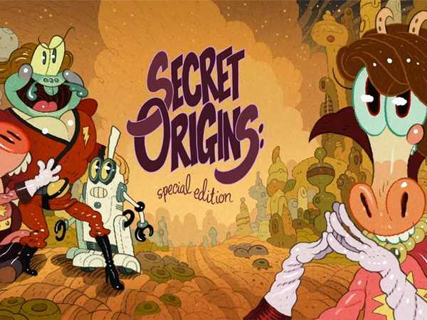 "Pig Goat Banana Cricket: ""Secret Origins: Special Edition"""
