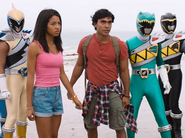 "Power Rangers Dino Charge: ""Deep Down Under"""