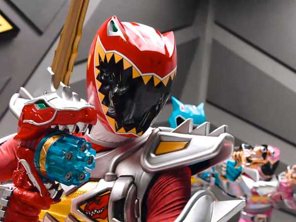 "Power Rangers Dino Super Charge: ""Roar of the Red Ranger"""