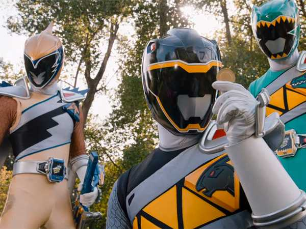 "Power Rangers Dino Super Charge: ""Riches and Rags"""
