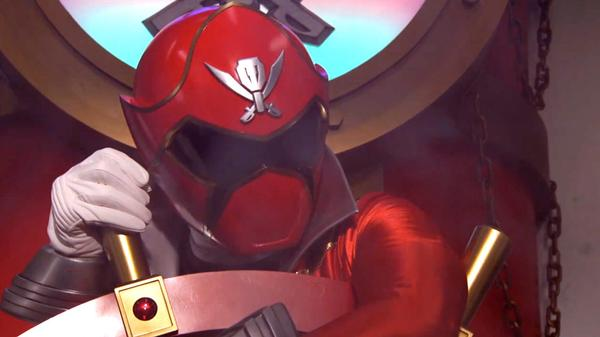 "Power Rangers Super Megaforce: ""Legendary Battle"""
