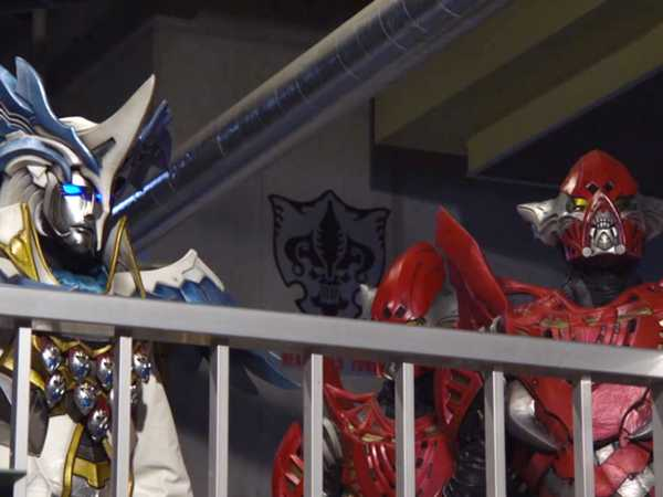 "Power Rangers Super Megaforce: All Hail Prince Vekar: ""The Armada Megazord"""