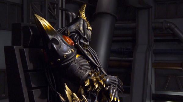 "Power Rangers  Super Megaforce: Emperor Mavro: ""A Father's Revenge"""