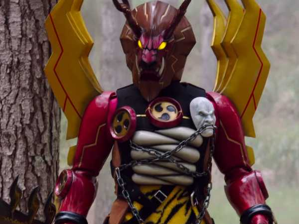 """Power Rangers Dino Charge: Past, Present and Fusion: """"The Green Energem"""""""