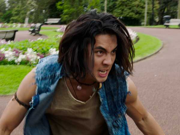 """Power Rangers Dino Charge: Return Of The Caveman: """"Caged In"""""""
