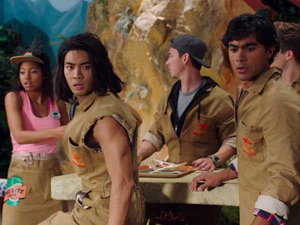 "Power Rangers Dino Charge: The Tooth Hurts: ""Painful Cake"""