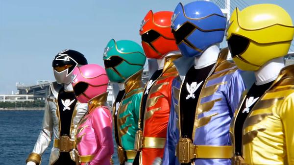 "Power Rangers Super Megaforce: ""In the Driver's Seat"""