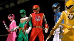 "Power Rangers Super Megaforce: ""Samurai Surprise"""