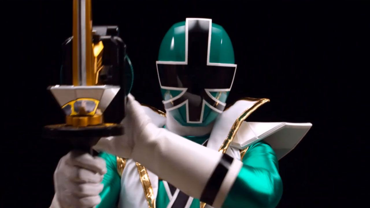 Power Rangers: Super Samurai: Power Rangers Super Samurai: