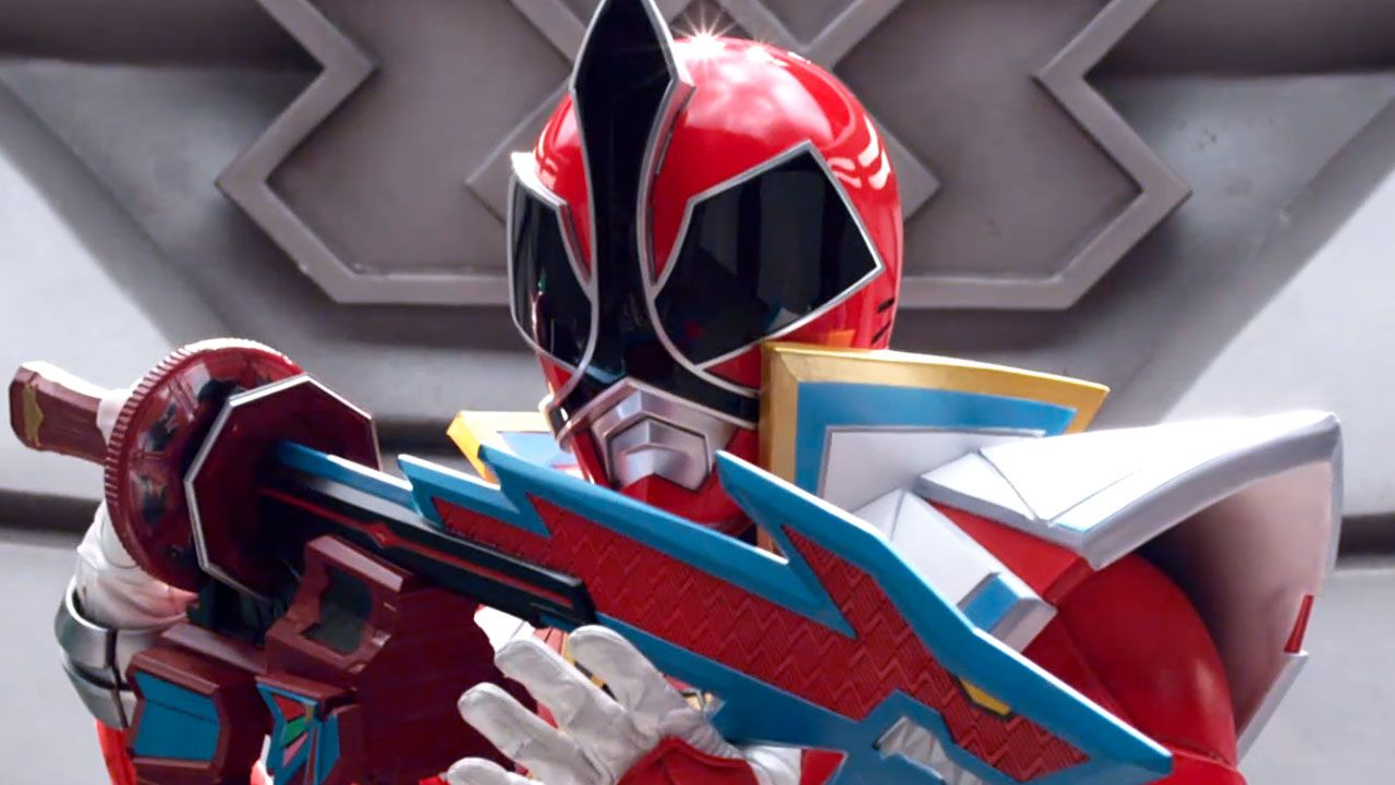 Power rangers super samurai full episodes : The bird with the