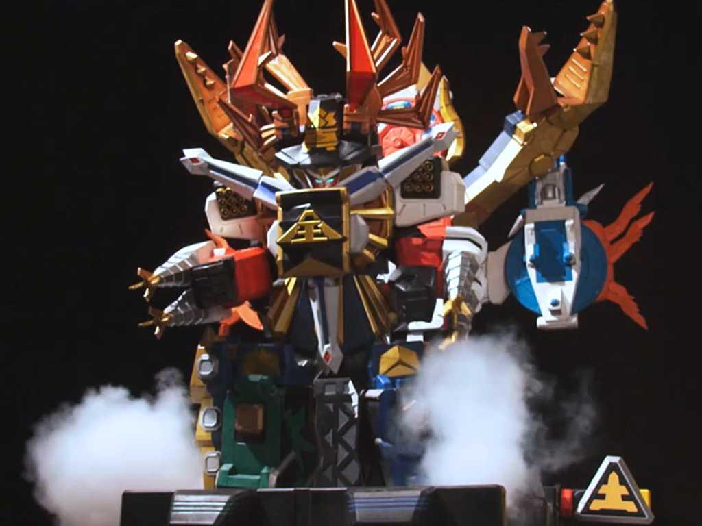 Power rangers super samurai full episodes : The bird with
