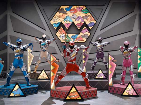 """Power Rangers Dino Super Charge: """"Recipe for Disaster"""""""