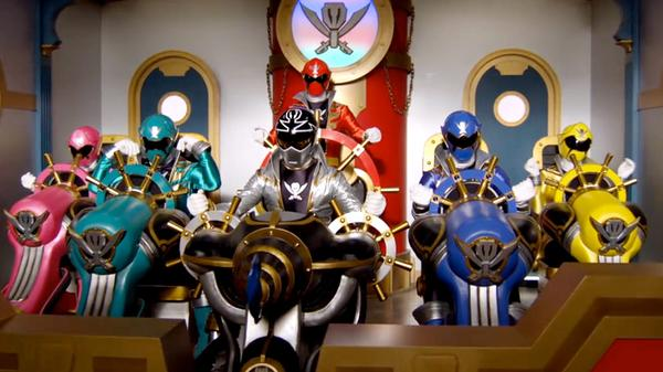 "Power Rangers Super Megaforce: ""All Hail Prince Vekar"""