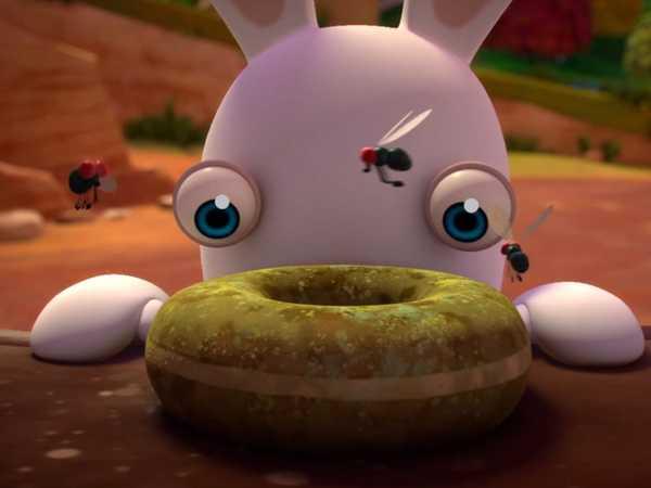 "Rabbids Invasion: ""Rabbid Mission"""