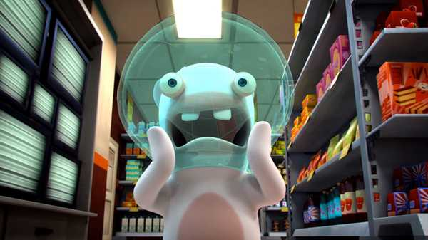 "Rabbids Invasion: ""Green Rabbid/Star Rabbid/Rabbid Obsession"""
