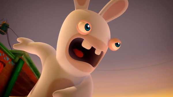"Rabbids Invasion: ""Rabbidroid/Rabbid Fit/Rabbid Compression"""