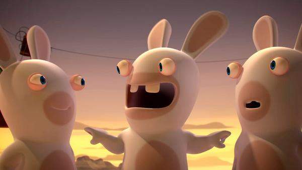 """Rabbids Invasion: """"Guide-Rabbid/The Mystery of the Disappearing Rabbids/Rabbids BFFs"""""""