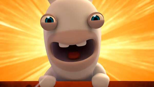 "Rabbids Invasion: ""Love Rabbid/Super Inventive Rabbids/Welcome to Rabbidland"""