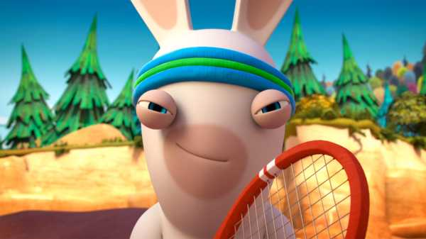 "Rabbids Invasion: ""Rabbid Quiz/Mona Rabbida/Team Rabbid"""
