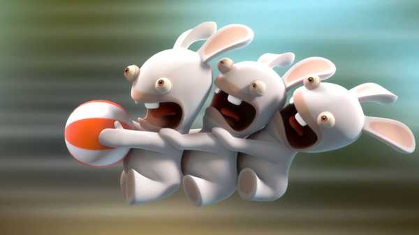 "Rabbids Invasion: ""Elevatorus Rabbidinus/Until Rabbids Do You Part/Rabbid Radar"""