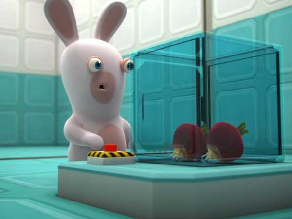 "Rabbids Invasion: ""Brain Switch"""