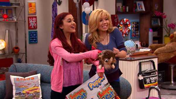 "Sam & Cat: ""#SalmonCat"""