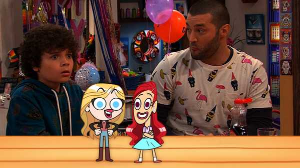 "The Lil' Sam & Cat Show: ""#DingDing"""