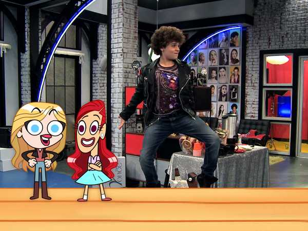 "The Lil' Sam & Cat Show: ""Inside #GettinWiggy"""