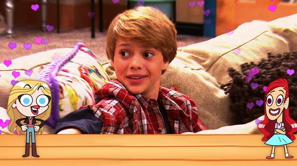 "The Lil' Sam & Cat Show: ""#LilCrush"""