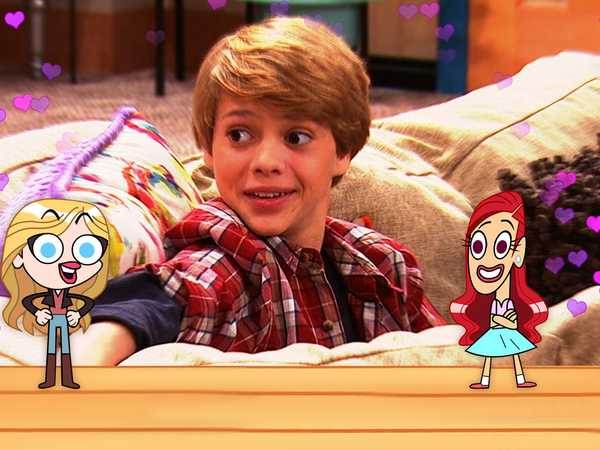 "The Lil' Sam & Cat Show: ""#LilCrush"""
