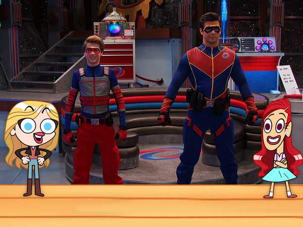 "The Lil' Sam & Cat Show: ""#SuperPowers"""