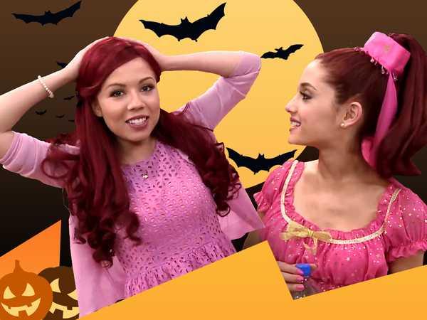 Sam & Cat: Cat & Cat's Halloween!