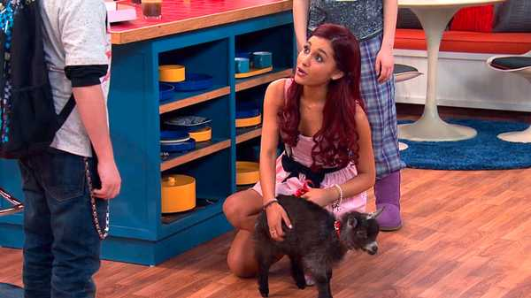 "Sam & Cat: ""#NewGoat"""